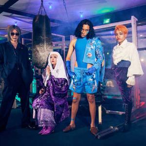 女王蜂、完全生産限定のシングル「KING BITCH」発売決定
