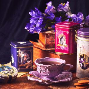 ハロウィーンのティーパーティーに!お茶専門店「LUPICIA」からディズニーヴィランズの紅茶が登場
