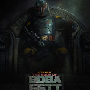 オリジナルドラマシリーズ『ボバ・フェット/The Book of Boba Fett』12/29配信決定! US版ヴィジュアルも解禁