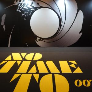 東京ミッドタウン日比谷で007気分を満喫!『007 /ノー・タイム・トゥ・ダイ 』 公開記念展示が期間限定開催中、5日まで!