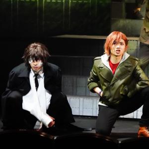 中也と太宰が共闘!舞台「文豪ストレイドッグス 太宰、中也、十五歳」開幕 <双黒>始まりの物語が明かされる