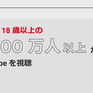 日本でのYouTubeは「45~64歳の75%が利用」「2000万人以上がテレビ画面で視聴」「過去1年間に64%がライブ配信を視聴」 Googleが最新ユーザー動向を発表