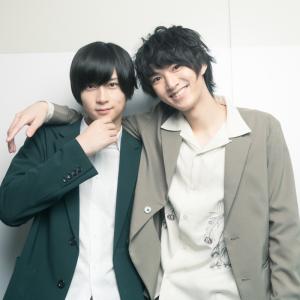 「もっと俺のこと見ろよ、っていつも思ってます(笑)」荒牧慶彦&和田雅成 見どころは2人の顔の良さ!?ドラマ『カミシモ』インタビュー