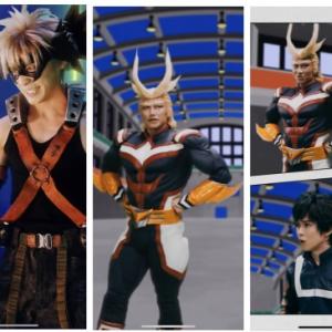 田村心「デクというキャラクターが体に染み付いている」『ヒロステ SMASH!!』配信開始!映像だからこそできる表現に感動