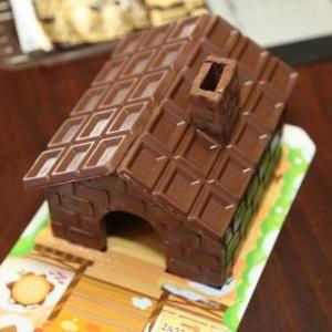 匠の技術でチョコレートの家を作ってみた! 建築費たったの1000円