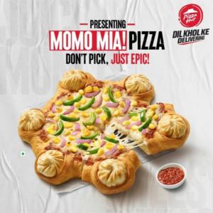 イタリア人もチベット人も驚きそうなピザをインドのピザハットが発売 「何かの実験ですか?」「イタリア人の悲鳴が聞こえてきそうだ」