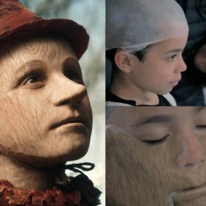 CGと見間違うほどリアル過ぎ!毎日4時間以上の特殊メイクの裏側 映画『ほんとうのピノッキオ』メイキング映像