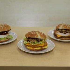 マクドナルド「春の新商品大試食会」で新ハンバーガー3種を発表 実食してみたよ