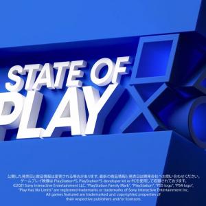 全体タイトル発売が待ち遠しい!「State of Play | 10.28.21」発表内容まとめ!
