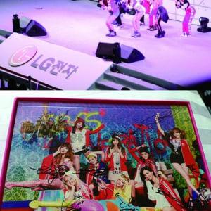 『3D WORLD FESTIVAL』に少女時代が登場で来場者大興奮の大騒ぎ! しかも直筆のサインをゲット