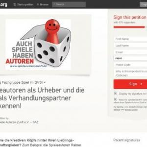 アイデアは著作権にならないのか!? ドイツでボードゲームデザイナー連盟が署名活動