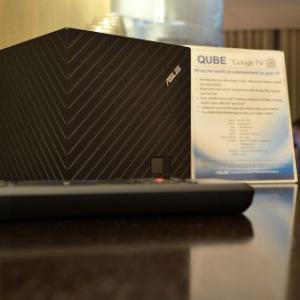 ASUSのGoogle TV『Qube』は4月23日に発売予定で、価格は$129前後らしい