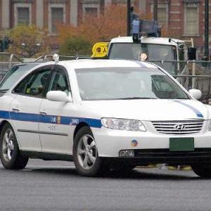 NHKの朝ドラマにヒュンダイの個人タクシーが出て「不自然だ」とネットで話題に 調べて見ると結構あったようだ