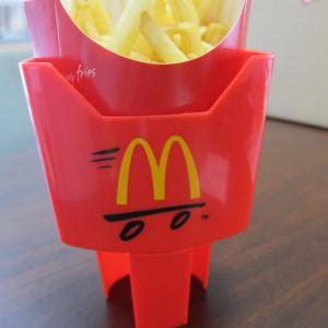 マクドナルドの『ポテトホルダー』をいち早くゲット 小物入れとしても使える!
