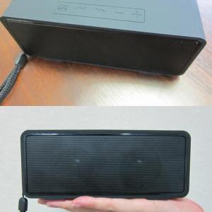 【ソルデジ】手の平サイズのBluetoothの高音質ワイヤレススピーカーが5000円程で買える! 安心のcheero製