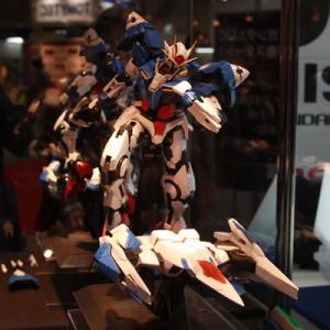 【全日本模型ホビーショー】土日は一般公開!アニメ関連の新製品が盛りだくさん
