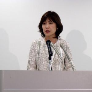 稲田朋美・内閣府特命担当大臣定例会見「若手のクリエーターが悲惨な環境でやっているのは問題」(2013年5月7日)