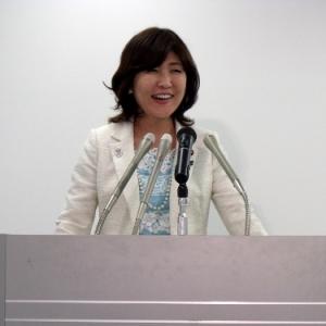 稲田朋美・内閣府特命担当大臣定例会見「表現の自由といえども無制限というわけではない」(2013年5月14日)