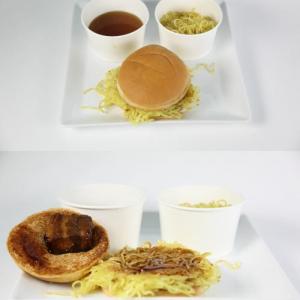 ロッテリアの麺屋武蔵ラーメンバーガーを食ってみた! うまいラーメン×うまいバーガー=めっちゃウマイ