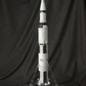 """少年時代の夢がよみがえる!""""大人の超合金""""第1弾は『アポロ11号&サターンV型ロケット』"""