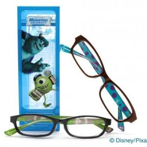マイク&サリーをイメージした可愛いPCメガネが登場! 「Zoff×ディズニー」第一弾