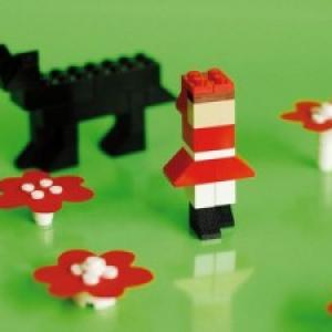 LEGOとMUJIがコラボレーション!『紙とあそぶレゴ ブロック』発売へ