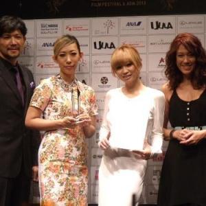 倖田來未のミュージックビデオも選出!15周年を迎えた『ショートショートフィルムフェスティバル&アジア』各賞発表