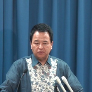 甘利明内閣府特命担当大臣 閣議後記者会見(6月4日)【動画】
