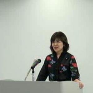 稲田朋美内閣府特命担当大臣 閣議後定例記者会見(6月4日)【動画】
