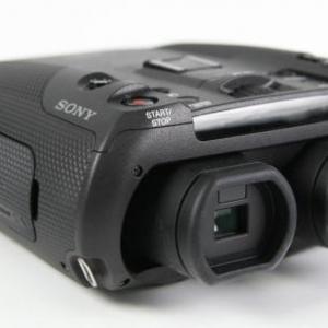 【ソルデジ】ソニーのデジタル双眼鏡『DEV-50V』の実力を検証! (動画アリ)