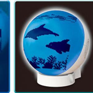 世界の海をクルーズできるアミューズメント時計『海洋楽園』
