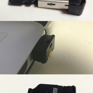 【ソルデジ】Ultrabookノートパソコンに最適なUSBアダプタ 残り容量が少ない人も気軽に容量を増やせる技