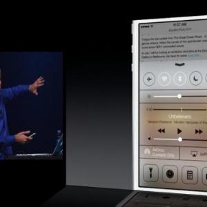 iPhone以降に最高の変化を遂げたiOS7発表! 一新されたインターフェイスに様々な新機能