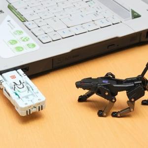 『トランスフォーマー デヴァイスレーベル デヴァイスジャガー/タイガトロン operating USB MEMORY』製品レビュー