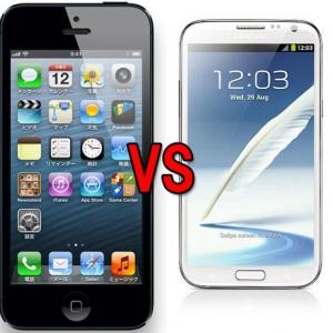 5.7インチの大きな『iPhone』が登場? 『Galaxy Note』に追随か ロイターが報道