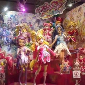 【東京おもちゃショー2013】『プリキュア』『ジュエルペット』から『まどマギ』リカライズまで!女子が喜びそうなアイテムまとめ