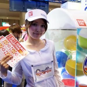 【東京おもちゃショー2013】佐川萌えにダイオウイカにほじれる鼻 カプセルトイのラインアップがカオス