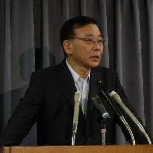 谷垣禎一・法務大臣定例会見「児童ポルノ法でコミックスについては否定していない」(2013年6月21日)