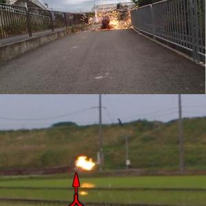 テルミット反応を使った爆発動画を公開し自分が炎上 探してみると数々の似たような動画が見つかる