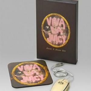 【スイーツ ガジェット vol.2】パソコン周りもお洒落に!Juicy Coutureのマウス&マウスパッド