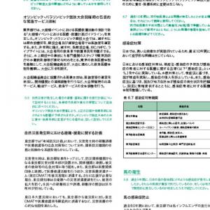 風疹が大流行中なのに「最近10年に疫学的問題は生じていない」とする2020年東京オリンピック招致委員会