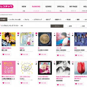 剛力彩芽さんデビュー曲がレコチョクランキング1位! Mステで生歌を披露し大反響、複雑な歌詞も話題に