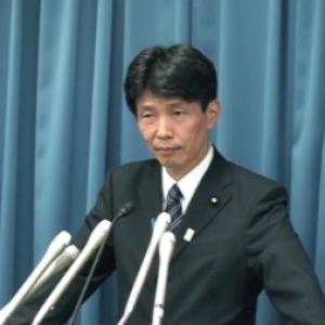 山本一太内閣府特命担当大臣 閣議後記者会見(7月9日)【動画・資料】「非常に微妙な時期なのでわたくしも発言を気を付けようと思います」