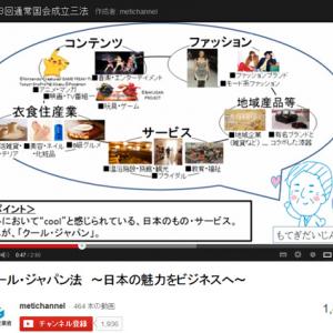 経済産業省『クール・ジャパン法』のエヴァ風PR動画がクールというよりはサムい