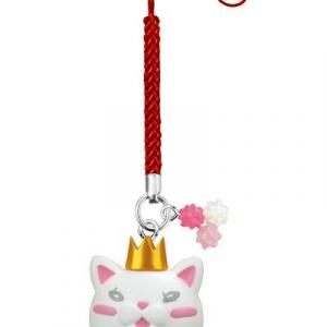 羽海野チカ『3月のライオン』からほっこりかわいいストラップマスコットが登場だニャー! 「王様猫キャンディー」もあるよ