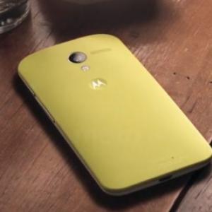 『Moto X』にはGoogle Play Editionも存在するらしい