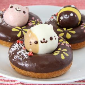 【偏愛スイーツ】つぶらな瞳にズキュン! フロレスタ「花火ドーナツ」は8月限定発売でチュー