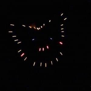 いたばし花火大会のピカチュウ花火が微妙で可愛いと話題に!