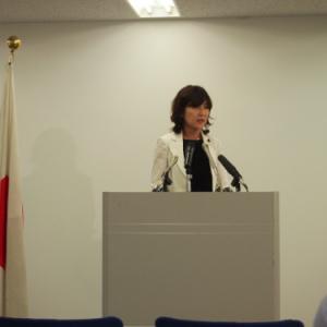稲田朋美・内閣府特命担当大臣定例会見「マスコミも静かに靖国の問題を考えるべき」(2013年8月8日)