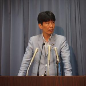 山本一太・内閣府特命担当大臣定例会見「IT関連の必要な予算が確保できるように努力したい」(2013年8月8日)